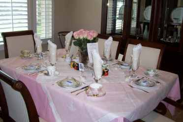 Elegant Baby Shower in San Ramon